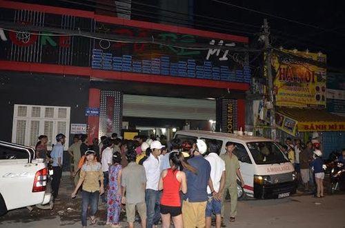 Rơi thang máy trong quán karaoke, một nam thanh niên tử vong - Ảnh 1