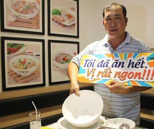 Tô phở khổng lồ ở Sài Gòn sẽ được mang xuất ngoại - Ảnh 1
