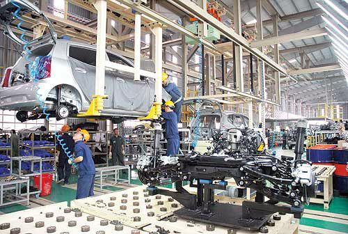 GDP cả nước ước tính tăng 5,98% trong năm 2014 - Ảnh 1