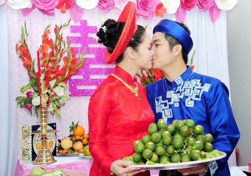 """Toàn cảnh ngày """"Đại hỉ"""" của 4 cặp đôi đình đám trong showbiz Việt - Ảnh 19"""