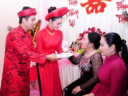 """Toàn cảnh ngày """"Đại hỉ"""" của 4 cặp đôi đình đám trong showbiz Việt - Ảnh 20"""