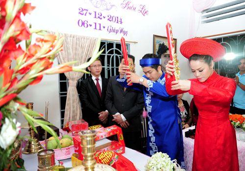 """Toàn cảnh ngày """"Đại hỉ"""" của 4 cặp đôi đình đám trong showbiz Việt - Ảnh 17"""