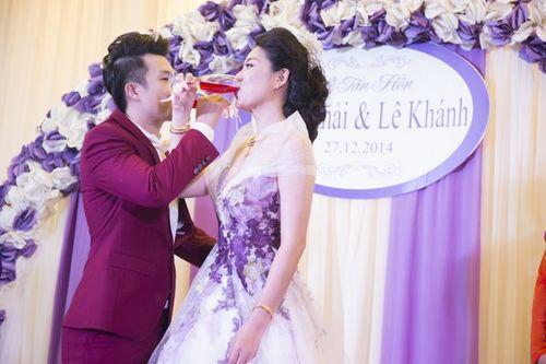 """Toàn cảnh ngày """"Đại hỉ"""" của 4 cặp đôi đình đám trong showbiz Việt - Ảnh 16"""