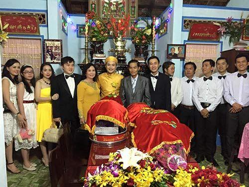 """Toàn cảnh ngày """"Đại hỉ"""" của 4 cặp đôi đình đám trong showbiz Việt - Ảnh 10"""