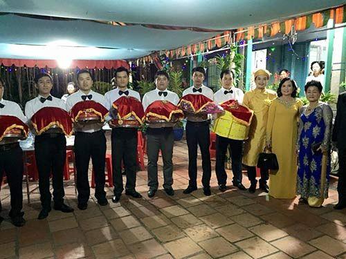 """Toàn cảnh ngày """"Đại hỉ"""" của 4 cặp đôi đình đám trong showbiz Việt - Ảnh 11"""