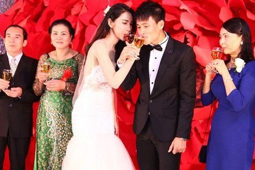 """Toàn cảnh ngày """"Đại hỉ"""" của 4 cặp đôi đình đám trong showbiz Việt - Ảnh 8"""