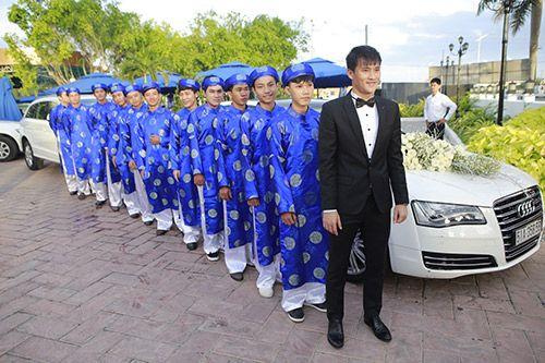"""Toàn cảnh ngày """"Đại hỉ"""" của 4 cặp đôi đình đám trong showbiz Việt - Ảnh 1"""