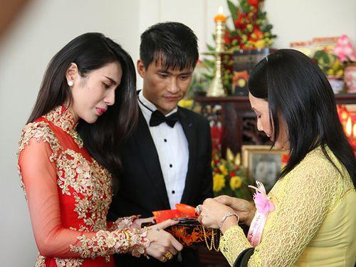 """Toàn cảnh ngày """"Đại hỉ"""" của 4 cặp đôi đình đám trong showbiz Việt - Ảnh 3"""