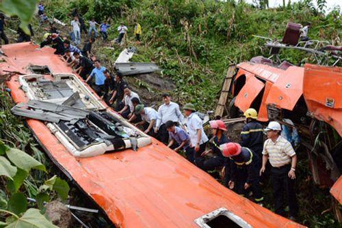 Nhà xe gây tai nạn thảm khốc ở Sa Pa hoạt động trở lại - Ảnh 1