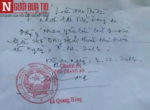 """Mẹ Hồ Duy Hải: """"Hoãn thi hành án là còn hy vọng để gặp con"""" - Ảnh 2"""