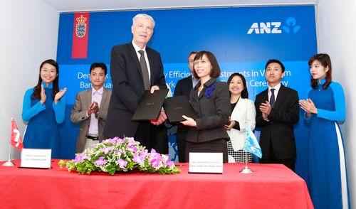 Đại sứ quán Đan Mạch chỉ định  ANZ làm Ngân hàng Quản lý Quỹ - Ảnh 1