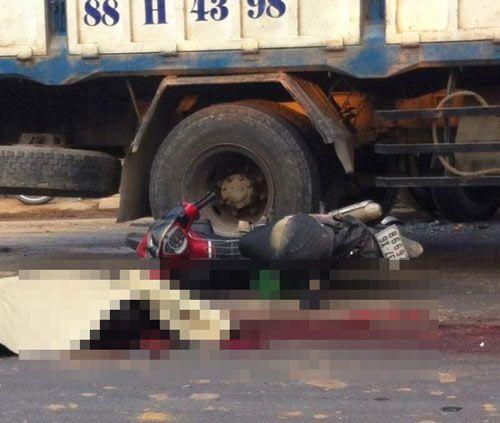 Tai nạn nghiêm trọng, một người tử vong - Ảnh 1