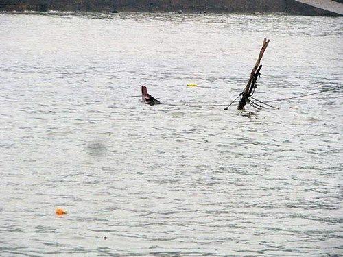 Tìm thấy thi thể một ngư dân mất tích trên vùng biển Quỳnh Lưu - Ảnh 1