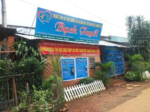 Đắk Nông: Đình chỉ hoạt động trung tâm từ thiện Bạch Tuyết - Ảnh 1