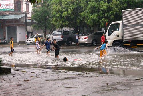 Hà Tĩnh: Những hình ảnh bi hài sau cơn mưa tiểu mãn - Ảnh 5