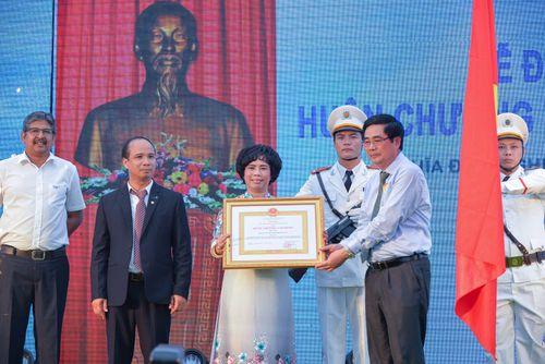 Tập đoàn sữa TH True Milk được vinh danh Kỷ lục châu Á - Ảnh 4