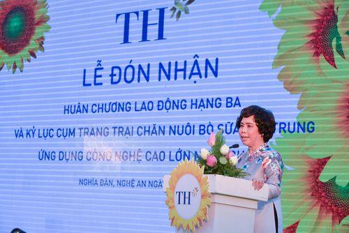 Tập đoàn sữa TH True Milk được vinh danh Kỷ lục châu Á - Ảnh 1