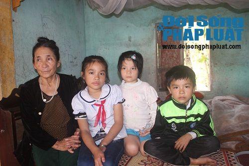 Cám cảnh bà ngoại già yếu nuôi 3 cháu mồ côi bố mẹ sau TNGT - Ảnh 2