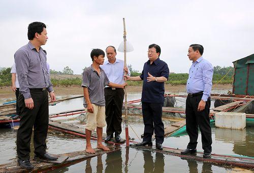 Hà Tĩnh: Chủ tịch tỉnh chỉ thị hoả tốc về chính sách hỗ trợ ngư dân - Ảnh 1
