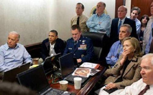"""CIA """"phát trực tiếp"""" vụ tiêu diệt Osama bin Laden trên Twitter - Ảnh 1"""