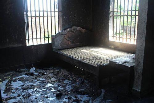 Thêm 1 nạn nhân trong vụ cháy nhà ở Nghệ An tử vong - Ảnh 2