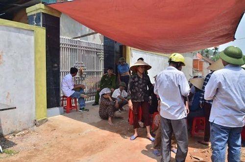 Tin mới nhất vụ cháy khiến 2 vợ chồng tử vong ở Nghệ An - Ảnh 1