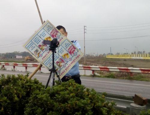 Thu phí cao tốc Pháp Vân-Cầu Giẽ: Cienco1 bị ngăn cản đặt camera đếm số lượng xe - Ảnh 1