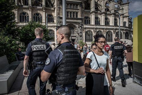 An ninh được đẩy lên mức cao nhất trước chung kết Euro - Ảnh 2