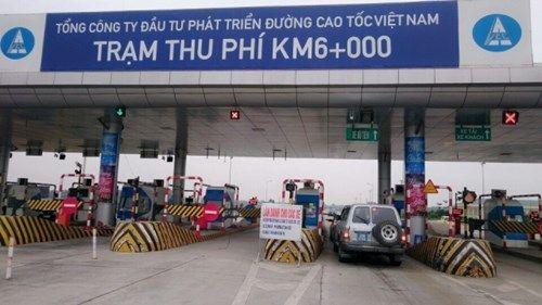 Đề xuất bỏ trạm thu phí Đại Xuyên trên cao tốc Cầu Giẽ - Ninh Bình - Ảnh 1