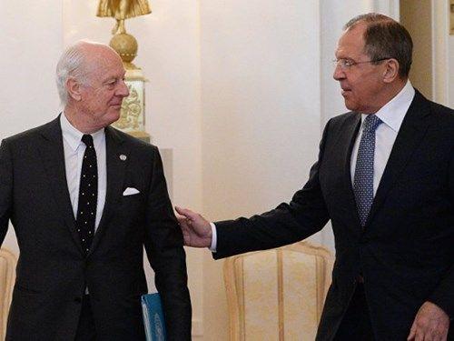 """Nga lo ngại đặc phái viên LHQ về vấn đề Syria… """"nhút nhát"""" - Ảnh 1"""
