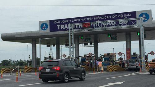 Thử nghiệm thu phí tự động không dừng xe trên cao tốc Cầu Giẽ - Ninh Bình - Ảnh 1