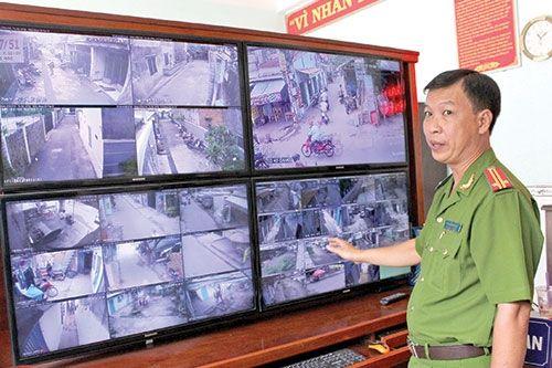 Chi 6 tỷ đồng để lắp đặt camera kiểm soát an ninh ở Quảng Ngãi - Ảnh 1