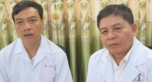 Vụ bệnh nhân phải cưa chân vì hoại tử: Bệnh viện thừa nhận sai sót - Ảnh 1