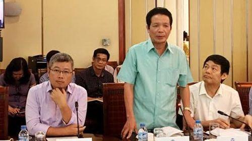 Bổ nhiệm ông Hoàng Vĩnh Bảo giữ chức Thứ trưởng Bộ TT&TT - Ảnh 1