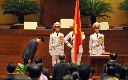 Chánh án Nguyễn Hoà Bình: Ngành toà án phải là biểu tượng của lẽ phải, niềm tin - Ảnh 2
