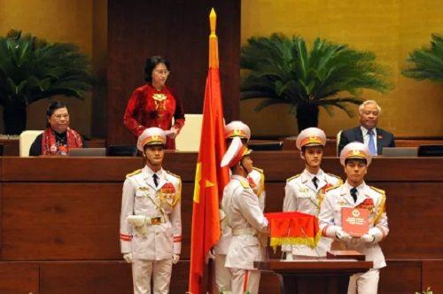 Chánh án Nguyễn Hoà Bình: Ngành toà án phải là biểu tượng của lẽ phải, niềm tin - Ảnh 1