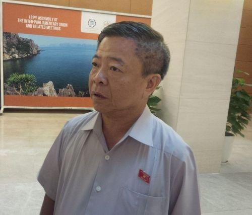 Cho Formosa thuê đất 70 năm: Nên xem xét trách nhiệm của ông Võ Kim Cự? - Ảnh 1