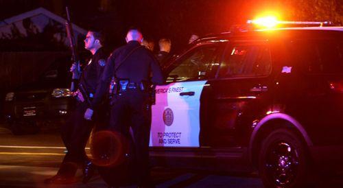 Lại xảy ra xả súng nhằm vào cảnh sát ở Mỹ - Ảnh 1