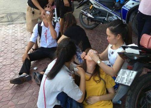 Đánh bạn gái cũ nhập viện, cảnh sát cơ động bị xử phạt hành chính - Ảnh 1