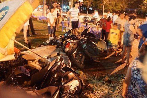 Vụ Lexus đâm 5 người bị thương: Xế sang biển 80A cấp cho doanh nghiệp tư nhân - Ảnh 1