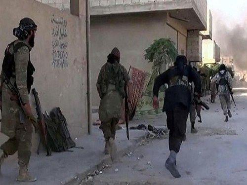 Syria: Al-Nusra Front bị đánh bật khỏi thị trấn chiến lược ở Damascus - Ảnh 1