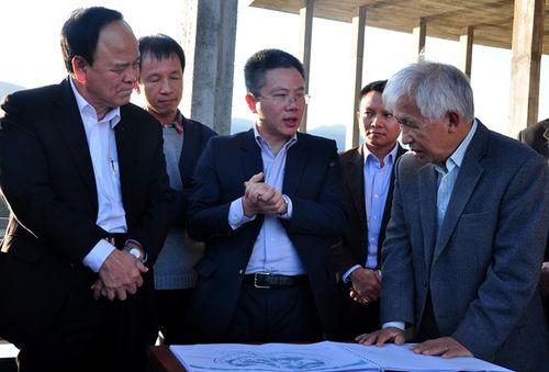 Tổ hợp không gian khoa học ở Bình Định lại đội vốn tiền tỷ - Ảnh 2