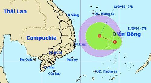 Dự báo thời tiết ngày mai 12/9: Áp thấp nhiệt đới trên biển - Ảnh 1