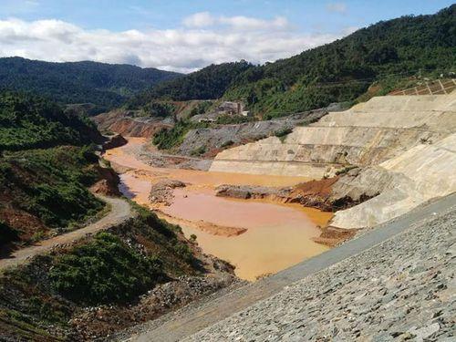 Chưa khởi tố vụ vỡ đường ống thủy lợi Sông Bung 2 - Ảnh 1
