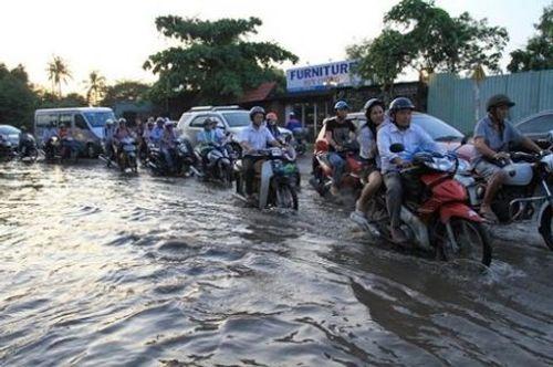 Dự báo thời tiết hôm nay 18/9: Cảnh báo triều cường ở khu vực Nam Bộ - Ảnh 1