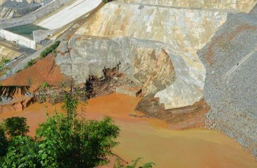 Lập tổ điều tra sự cố vỡ đường ống thủy điện Sông Bung 2 - Ảnh 1