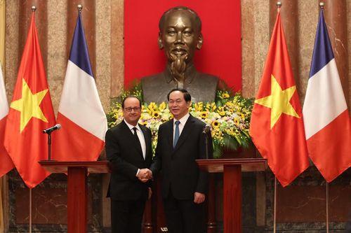 Các hãng hàng không Việt Nam ký thỏa thuận với Pháp mua 30 máy bay Airbus - Ảnh 1