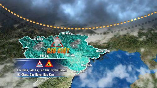 Dự báo thời tiết ngày mai 10/9: Bắc Bộ có mưa dông, cảnh báo lũ quét - Ảnh 1