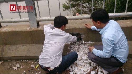 Vì sao cầu 65 tỷ ở Hà Nội bị nghi làm bằng 'bê tông cốt xốp' - Ảnh 7