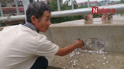 Vì sao cầu 65 tỷ ở Hà Nội bị nghi làm bằng 'bê tông cốt xốp' - Ảnh 4
